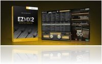 Instrument Virtuel : Toontrack EZmix 2 Disponible - macmusic