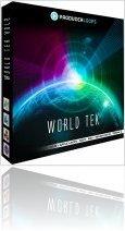Instrument Virtuel : Producerloops.Com Présente World Tek Vol 2 - macmusic