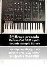 Instrument Virtuel : Softrave Présente Octave Cat SRM Sample Library - macmusic