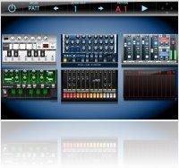 Instrument Virtuel : Pulse Code Rythm Studio 1.06 iApp - macmusic