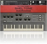 Virtual Instrument : Ryhtmic Robot Launches ShelTone Suitcase - macmusic