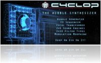 Virtual Instrument : Sugar Bytes Cyclop Announced - macmusic