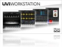 Instrument Virtuel : UVI Met à Jour UVI Workstation en V 2.0.3 - macmusic