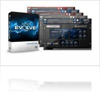 Virtual Instrument : Native Instruments Releases EVOLVE - macmusic
