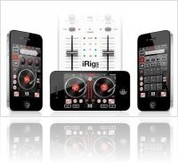 Music Software : IK Multimedia Releases DJ Rig for iOS - macmusic