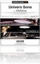 Evénement : Univers Sons au MixMove 2012 - macmusic