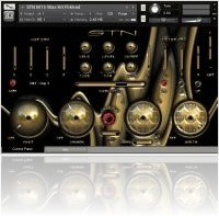 Instrument Virtuel : Stretch That Note Sort DruMM Series 3 - macmusic