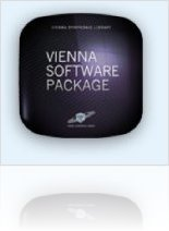 Virtual Instrument : Vienna Software Package - macmusic
