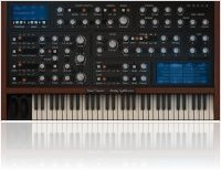 Virtual Instrument : TONE2 Audiosoftware Release SAURUS Analog Synthesizer - macmusic