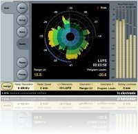 Plug-ins : TC Electronic Annonce LM6 Radar Loudness Meter Native - macmusic