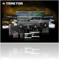 Music Software : Native Instruments Announces TRAKTOR REMIXED - macmusic