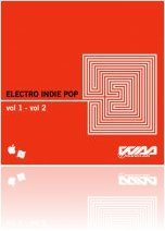 Instrument Virtuel : WaaSoundLab annonce Electro Indie Pop Vol 1 & 2 - macmusic