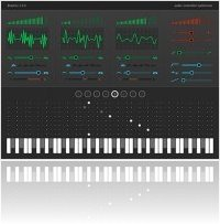 Virtual Instrument : Sinevibes Announces its Upcoming Reactive synthesizer - macmusic