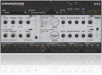 Instrument Virtuel : Applied Acoustics Systems Annonce Chromaphone V1.04 - macmusic