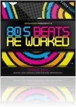 Instrument Virtuel : Zenhiser Annonce 80's Beats ReWorked - macmusic