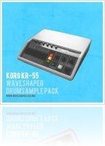 Instrument Virtuel : Waveshaper Lance KORG KR-55 | Retro Electro Blast - macmusic