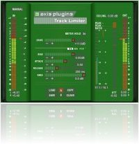 Plug-ins : Axis Plugin Lance Track Limiter - macmusic