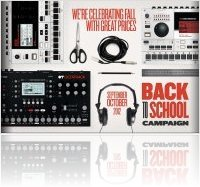 Event : Elektron Back To School Campaign - macmusic