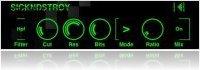Plug-ins : Ineardisplay Lance SicknDstroy - macmusic