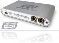 Informatique & Interfaces : ESI Gigaport HD+ est Arrivée - macmusic
