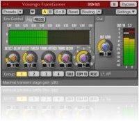 Plug-ins : Voxengo TransGainer 1.4 - macmusic