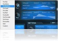 Instrument Virtuel : TONE2 Audiosoftware Présente Vocaloid pour ElectraX - macmusic