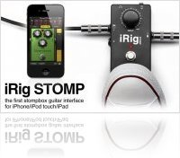 Informatique & Interfaces : IK Multimedia iRig STOMP - macmusic