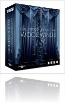Instrument Virtuel : Eastwest Hollywood Orchestral Woodwinds Gold Edition - macmusic