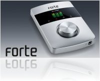 Informatique & Interfaces : Focusrite Présente Forte - macmusic