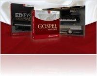 Instrument Virtuel : Toontrack Présente Gospel EZkeys MIDI - macmusic