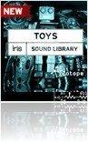 Instrument Virtuel : IZotope Réalise la Libraire Iris Toys - macmusic