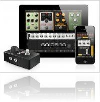 Music Software : IK Multimedia Updates AmpliTube - macmusic