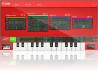 Music Software : Oscillicious Releases SongStarter - macmusic