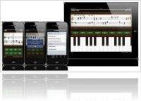 Logiciel Musique : Dev4phone Annonce Music Note Trainer 1.1 - macmusic