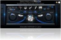 Plug-ins : Crysonic SPECTRALIVE VISION - macmusic