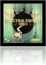 Virtual Instrument : WaaSoundLab Releases Electro Swing Vol 3 - macmusic