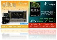 Event : Two Great Value Announcements From iZotope - macmusic