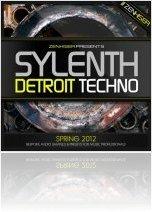 Instrument Virtuel : Zenhiser Annonce Sylenth Detroit Techno - macmusic
