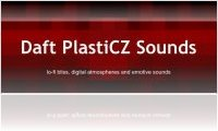 Virtual Instrument : Kreativ Sound Releases Daft PlastiCZ Sounds - macmusic