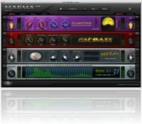 Plug-ins : Nomad Factory Lance MAGMA - Virtual Studio Rack (VSR) Technology - macmusic