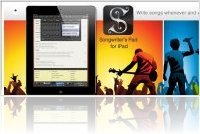 Music Software : Free Songwriting App for iPhone, iPad - macmusic