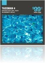 Instrument Virtuel : Applied Acoustics Systems Tassman 4 Monster Splash Summer Deal - macmusic