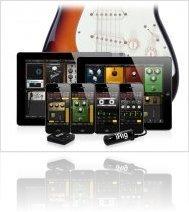 Logiciel Musique : IK Multimedia Pésente AmpliTube 2.5 iApp - macmusic