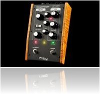 Audio Hardware : Moog Music Inc. Launches MF-104M Analog Delay - macmusic