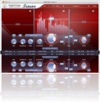 Plug-ins : FabFilter Annonce ses Promos d'été - macmusic