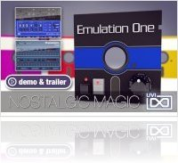 Virtual Instrument : UVI Releases Emulation One - macmusic