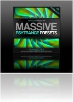 Instrument Virtuel : Zenhiser Annonce Massive Psytrance Presets - macmusic