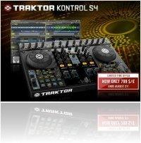 Instrument Virtuel : Native Instruments Lance une Offre pour TRAKTOR KONTROL S4 - macmusic