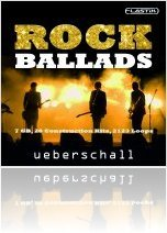Instrument Virtuel : Ueberschall Lance Rock Ballads - macmusic