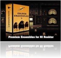 Plug-ins : DontCrac[k] Annonce 50% de Remise pour Golden Ensembles 3 - macmusic